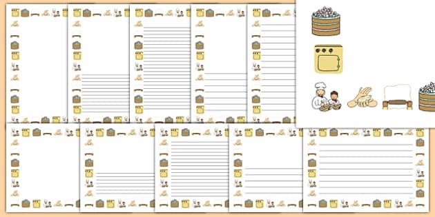 Pat-a-Cake Page Borders - Pat-a-Cake, page border, border, writing template, frame, nursery rhyme, rhyme, rhyming, nursery rhyme story, nursery rhymes, clapping rhyme, Pat-a-Cake resources