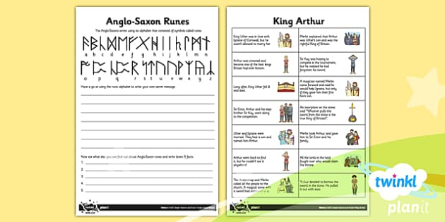 PlanIt - History LKS2 - Anglo Saxons and Scots Unit Home Learning Tasks