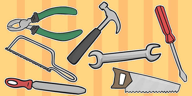 Editable A4 Tools - editable, a4, tools, role-play, cut out