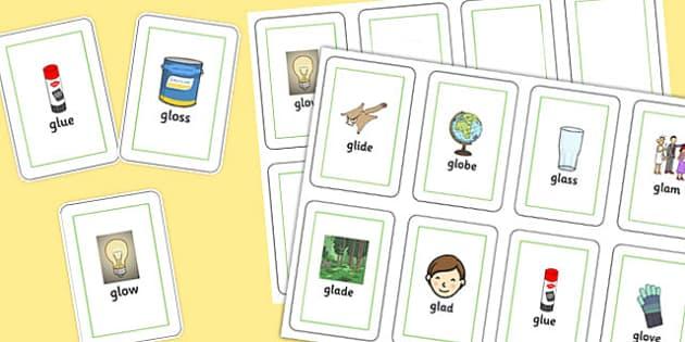 GL Sound Playing Cards - sen, sound, gl sound, gl,  playing cards, playing, cards
