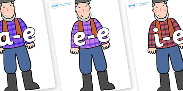 Modifying E Letters on Farmer to Support Teaching on What the Ladybird Heard - Modifying E, letters, modify, Phase 5, Phase five, alternative spellings for phonemes, DfES letters and Sounds