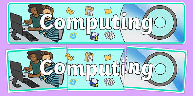 Computing Display Banner - display, banner, computing, images
