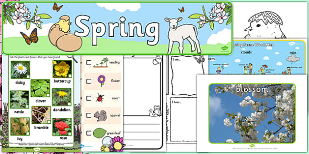 Top 10 Spring Resource Pack - top ten, resources, top ten resources, top 10, spring, pack