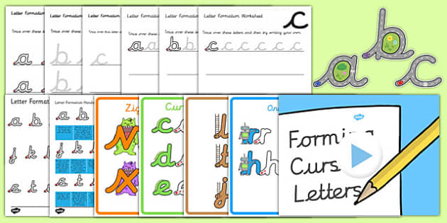 Joined up handwriting worksheets free uk