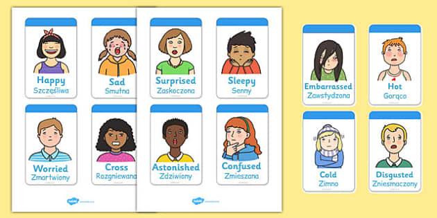 Polish Translation Ourselves Flashcards - polish, ourselves, flashcards