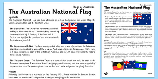 Australia - Flags of Australia Australian National Flag Information - australia, flags, symbols, aboriginal, torres strait islander