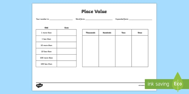Number Activity Sheets - number, maths, numeracy, mathematics, worksheet