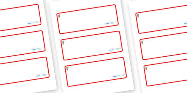 Koala Themed Editable Drawer-Peg-Name Labels (Blank) - Themed Classroom Label Templates, Resource Labels, Name Labels, Editable Labels, Drawer Labels, Coat Peg Labels, Peg Label, KS1 Labels, Foundation Labels, Foundation Stage Labels, Teaching Labels
