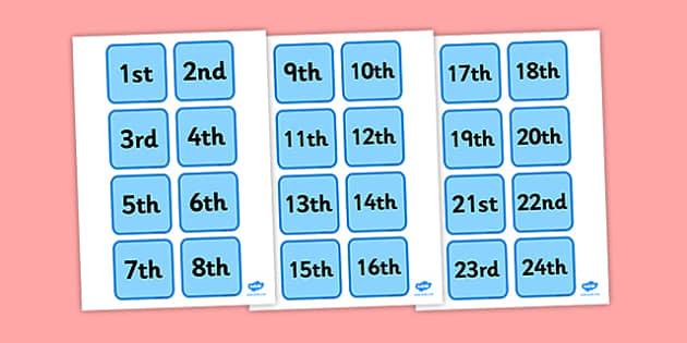Date Labels Large - date labels, large, date, labels, day, year, months