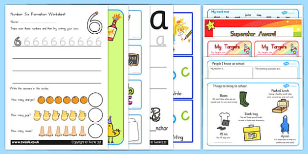 Years 1 and 2 Graduate Teacher Classroom Set Up Pack - australia, year 1, year 2, graduate teacher, classroom, set up, pack
