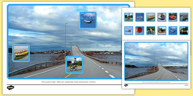 Photo Transport Sorting - photo, transport, sorting, sort, vehicle