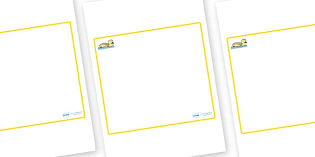 Gosling Themed Editable Classroom Area Display Sign - Themed Classroom Area Signs, KS1, Banner, Foundation Stage Area Signs, Classroom labels, Area labels, Area Signs, Classroom Areas, Poster, Display, Areas