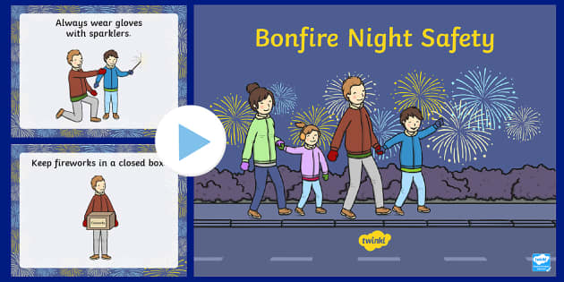 Bonfire Night Safety PowerPoint