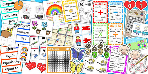 Year 1 Maths 2014 Curriculum Changes Resource Pack - Maths, Pack