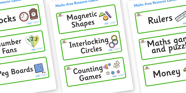 Farmyard Themed Editable Maths Area Resource Labels - Themed maths resource labels, maths area resources, Label template, Resource Label, Name Labels, Editable Labels, Drawer Labels, KS1 Labels, Foundation Labels, Foundation Stage Labels, Teaching La
