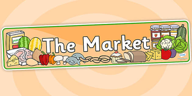 The Market Role Play Banner-the market, role play, banner, role play banner, the market role play, the market banner, display banner