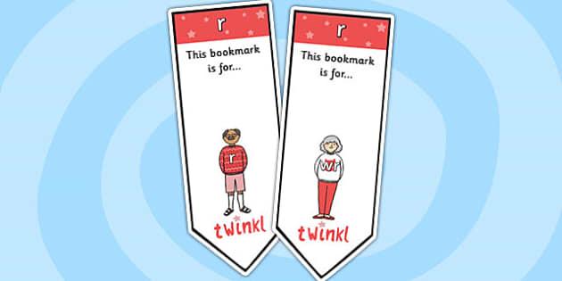 r Sound Family Editable Bookmarks - r sound family, editable bookmarks, bookmarks, editable, behaviour management, classroom management, rewards, awards