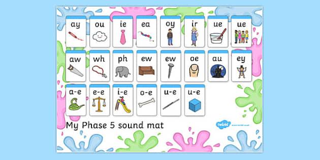 Splat Themed Phase Sound Mat - splat, phase, phase 5, sound mat