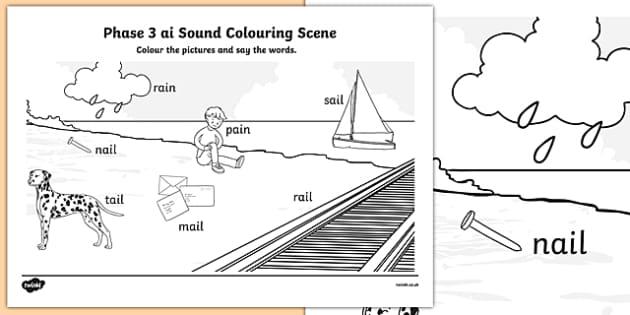 Phase 3 ai Sound Colouring Scene