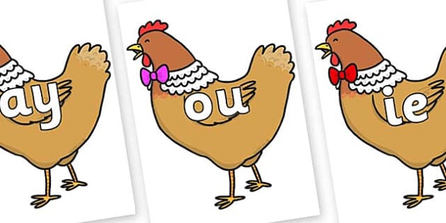 Phase 5 Phonemes on Henny Penny - Phonemes, phoneme, Phase 5, Phase five, Foundation, Literacy, Letters and Sounds, DfES, display