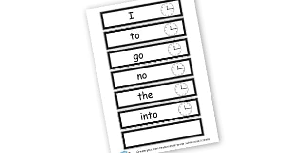 Tricky words Phase 2 - Phase 2 Visual Aids Primary Resources, Phase One, Letters, sounds