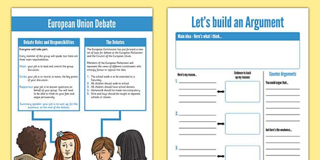 European Union Debate Activity - european union, referendum, european, union, world leaders, debate, activity