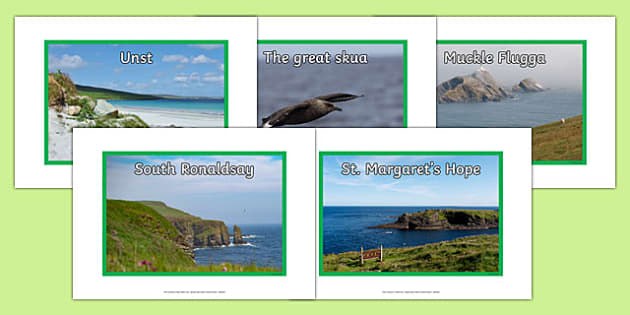 Scottish Islands Photo Pack