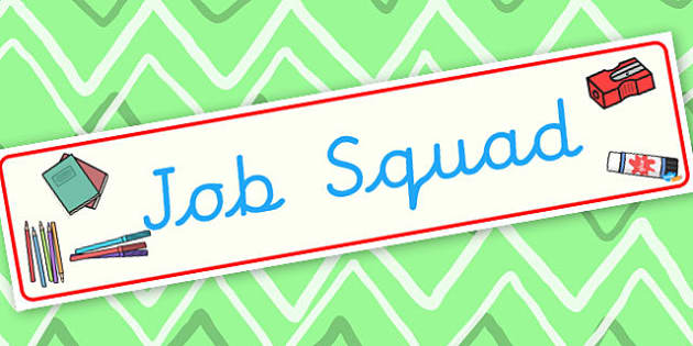 Job Squad