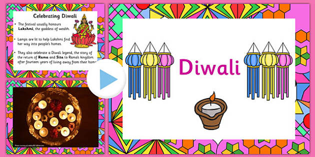 EYFS Diwali PowerPoint - early years, festivals, hinduism, hindu