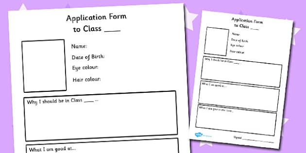 Transition Application To Class Worksheets - transition application to class worksheets, transition, application, apply, to class, worksheets, worksheet, sheet, transfer, why I should be in class, application form to class, what am I good at