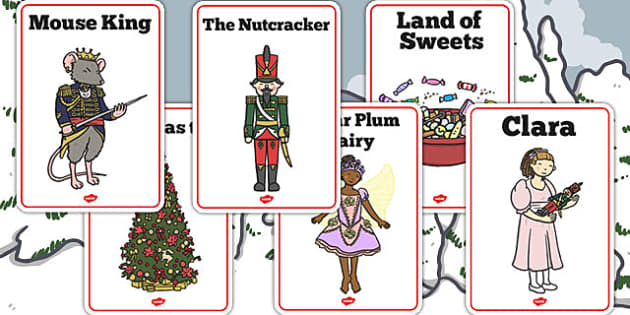 The Nutcracker Display Posters - nutcracker, display, posters