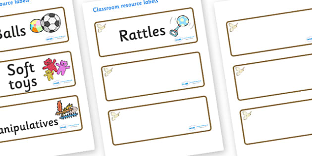 Kestrel Themed Editable Additional Resource Labels - Themed Label template, Resource Label, Name Labels, Editable Labels, Drawer Labels, KS1 Labels, Foundation Labels, Foundation Stage Labels, Teaching Labels, Resource Labels, Tray Labels, Printable