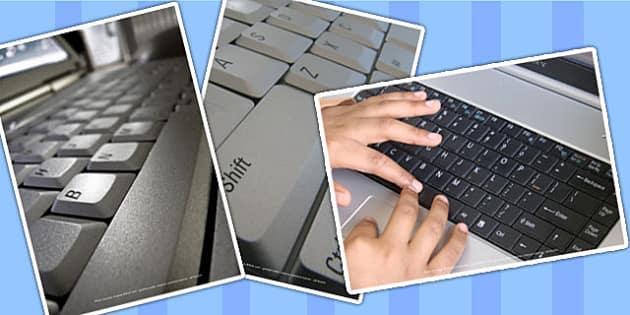 Word Processing Skills Photo Clip Art Pack - Word, Skills, Photo