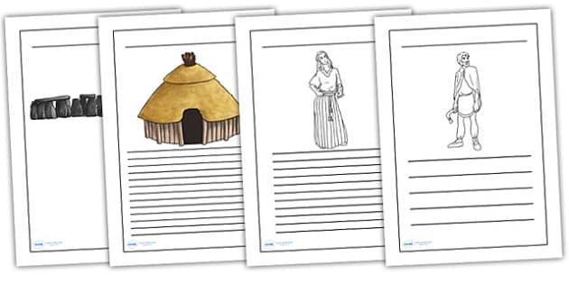 Bronze Age Writing Frames - bronze age, writing, write, literacy
