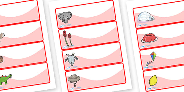 Editable Drawer - Peg - Name Labels (Set 2) - Red - Classroom Label Templates, Resource Labels, Name Labels, Editable Labels, Drawer Labels, Coat Peg Labels, Peg Label, KS1 Labels, Foundation Labels, Foundation Stage Labels, Teaching Labels, Resource