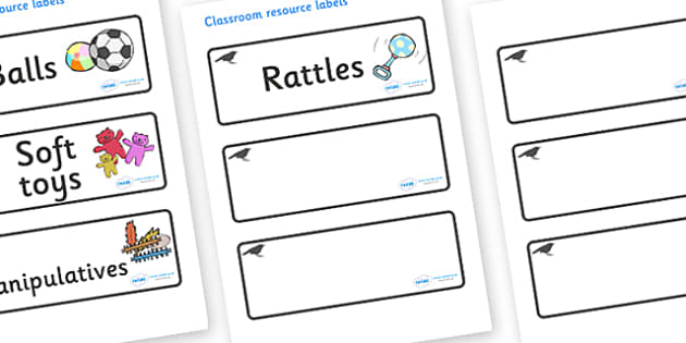 Blackbird Themed Editable Additional Resource Labels - Themed Label template, Resource Label, Name Labels, Editable Labels, Drawer Labels, KS1 Labels, Foundation Labels, Foundation Stage Labels, Teaching Labels, Resource Labels, Tray Labels, Printabl