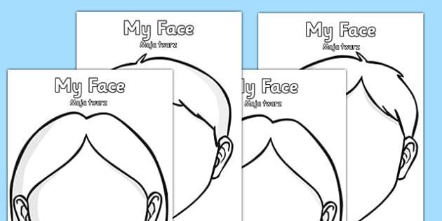 Blank Faces Templates Polish Translation - polish, blank, faces, templates, ourselves