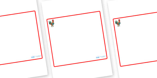 Rooster Themed Editable Classroom Area Display Sign - Themed Classroom Area Signs, KS1, Banner, Foundation Stage Area Signs, Classroom labels, Area labels, Area Signs, Classroom Areas, Poster, Display, Areas