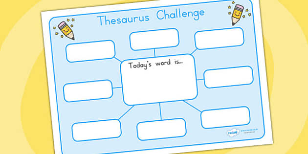 All Worksheets Thesaurus Worksheets Free Printable Preeschool – Thesaurus Worksheets