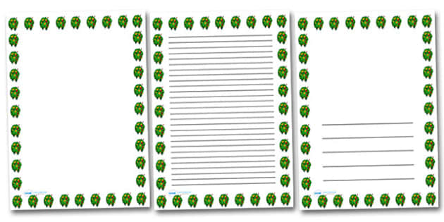 Posy Of Flowers Portrait Page Borders- Portrait Page Borders - Page border, border, writing template, writing aid, writing frame, a4 border, template, templates, landscape