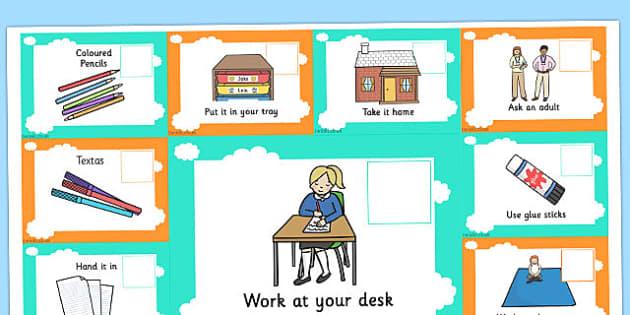 Teacher Control Panels Placemat - australia, teacher, control, panels, placemat