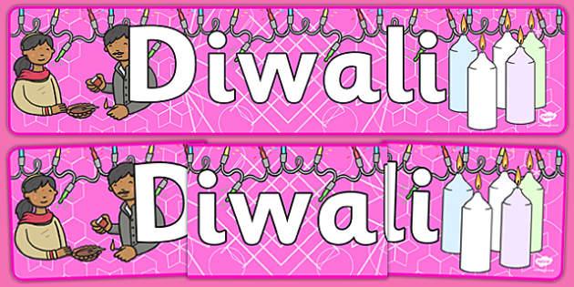 Diwali Display Banner - Banner, display, Diwali, religion, hindu, hanoman, rangoli, sita, ravana, pooja thali, rama, lakshmi, golden deer, diva lamp, sweets, new year, mendhi, fireworks, party, food