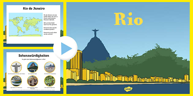 Rio Information PowerPoint German