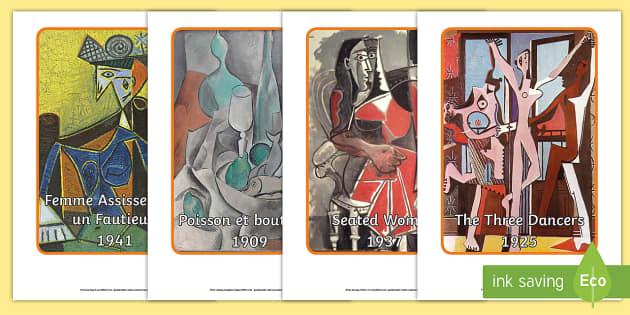 Picasso Display Photos - picasso, display, photos, display photos