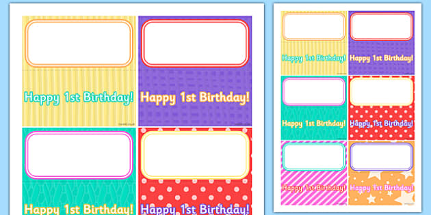 Birthday Party Place Names - 1st birthday party, 1st birthday, new parents, birthday party, birthday, party, place names