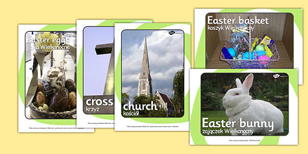 Easter Display Photos Polish Translation - seasons, season, photo