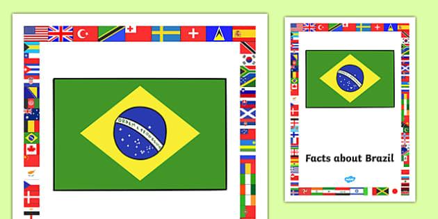 Brazil book cover - Brazil Primary Resources, Brazil, South America, Sao Paulo, World, brasil