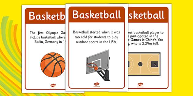 Rio 2016 Basketball Display Facts - rio 2016, rio olympics, 2016 olympics, basketball, display facts