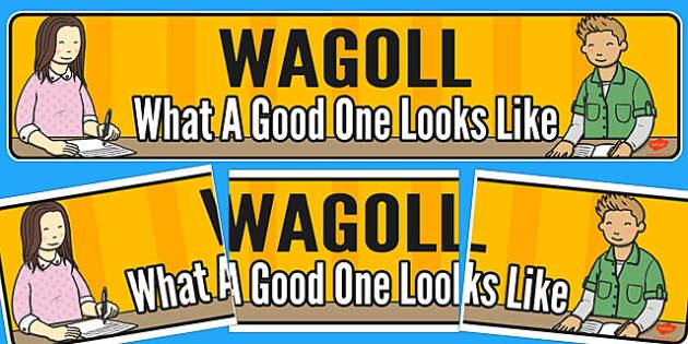Wagoll Display Banner - wagoll, display banner, display, banner