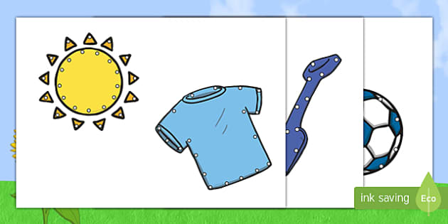 Summer Threading Cut-Outs - threading cards, fine motor skills, activities, junior infants, senior infants, early years, foundat